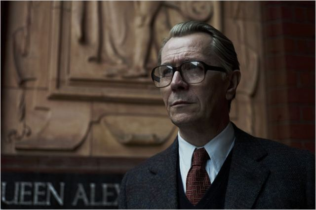 La Taupe : photo Gary Oldman, Tomas Alfredson