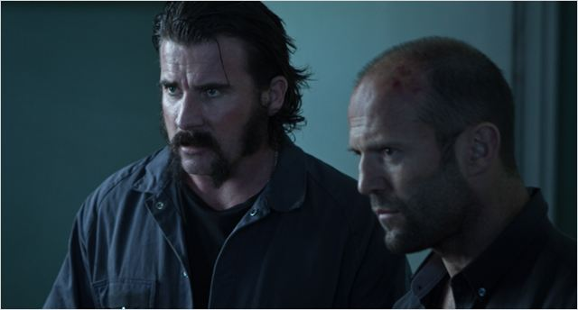 Killer Elite : photo Dominic Purcell, Jason Statham