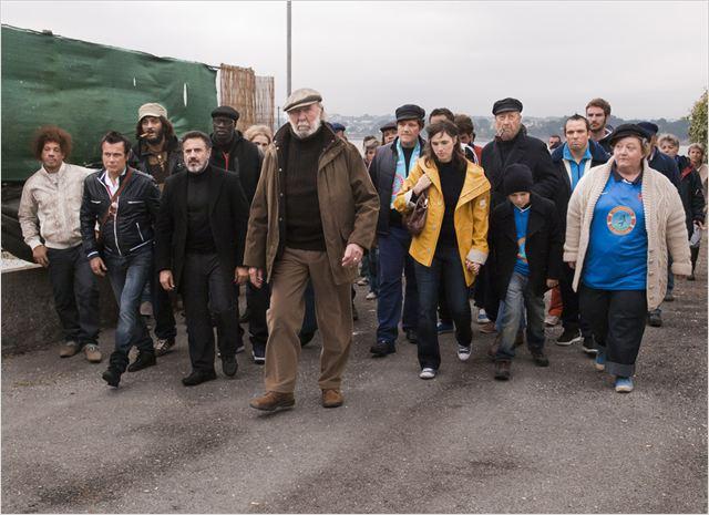 Les Seigneurs : Photo Franck Dubosc, Jean-Pierre Marielle, JoeyStarr, José Garcia, Omar Sy