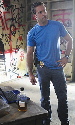 Hawaii 5-0 : photo Alex O'Loughlin