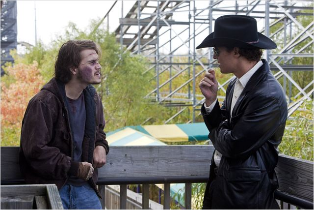 Killer Joe : Photo Emile Hirsch, Matthew McConaughey