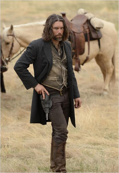 Hell On Wheels : photo Anson Mount