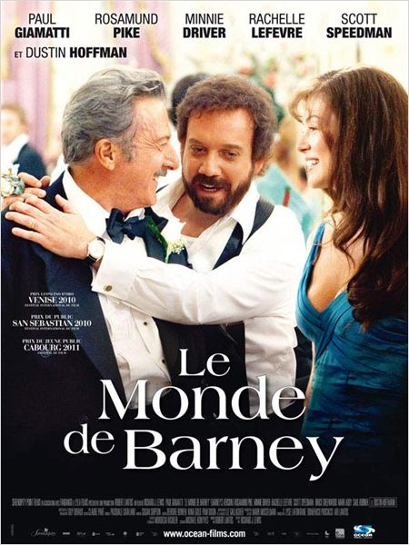 Le Monde de Barney : affiche