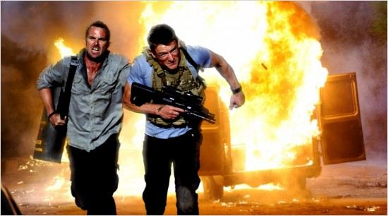 Photo Philip Winchester, Sullivan Stapleton