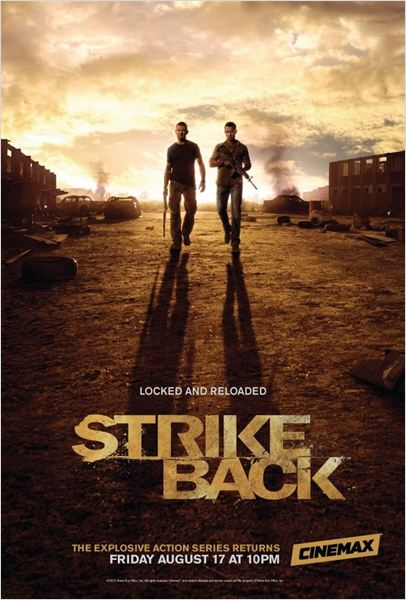 Strike Back : photo