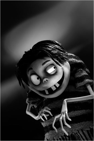 Frankenweenie : photo Tim Burton