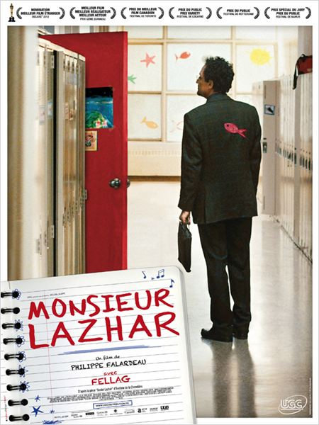 [MULTI] Monsieur Lazhar [BRRiP AC3 FRENCH]