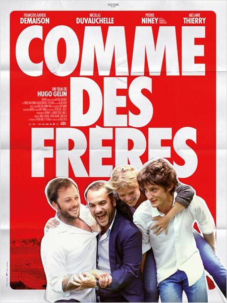 Comme des frères [DVD-R PAL] [MULTI]