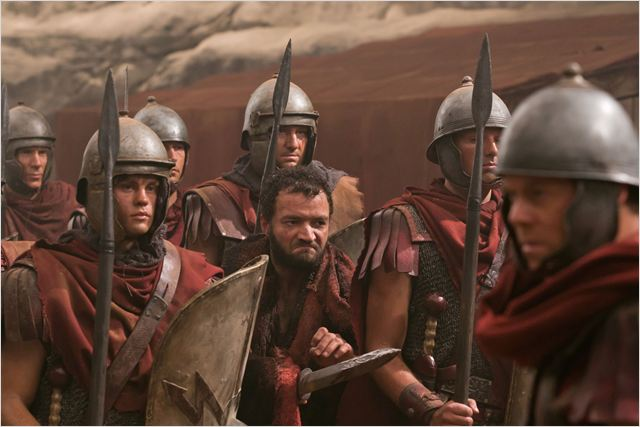 Spartacus : Le sang des gladiateurs : photo Nick Tarabay