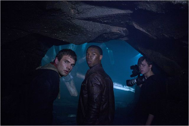 Chronicle : Photo Alex Russell, Dane DeHaan, Josh Trank, Michael B. Jordan