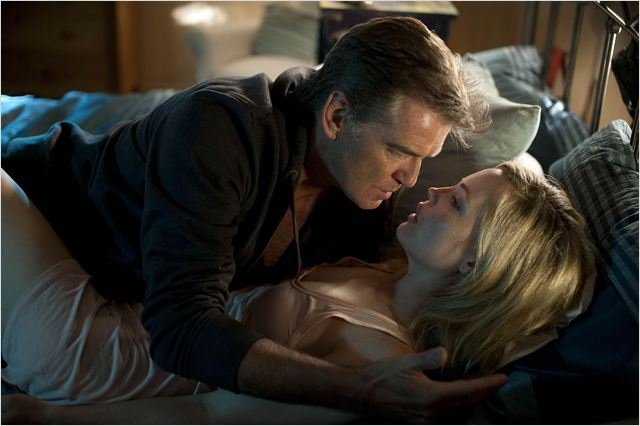 Bag Of Bones : photo Melissa George, Pierce Brosnan