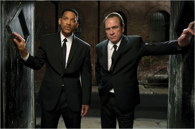 Men In Black III : Photo Tommy Lee Jones, Will Smith
