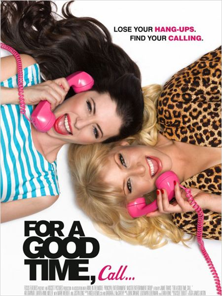 For A Good Time, Call... (2012) [FRENCH DTS] [Blu-Ray 720p + 1080p]