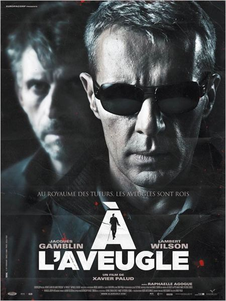 A l&#39;aveugle : affiche