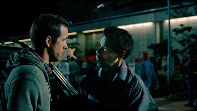 Sécurité rapprochée : Photo Daniel Espinosa, Denzel Washington, Ryan Reynolds