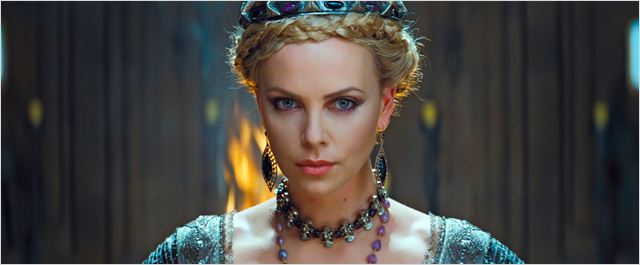 Blanche-Neige et le chasseur : Photo Charlize Theron, Rupert Sanders