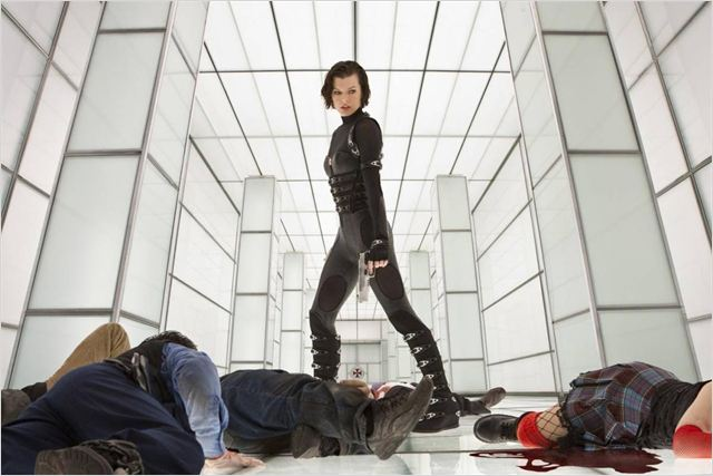 Resident Evil: Retribution : Photo Milla Jovovich