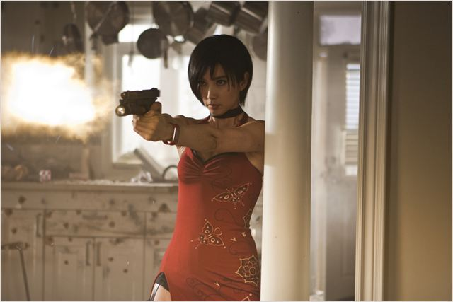 Resident Evil: Retribution : Photo Li Bingbing