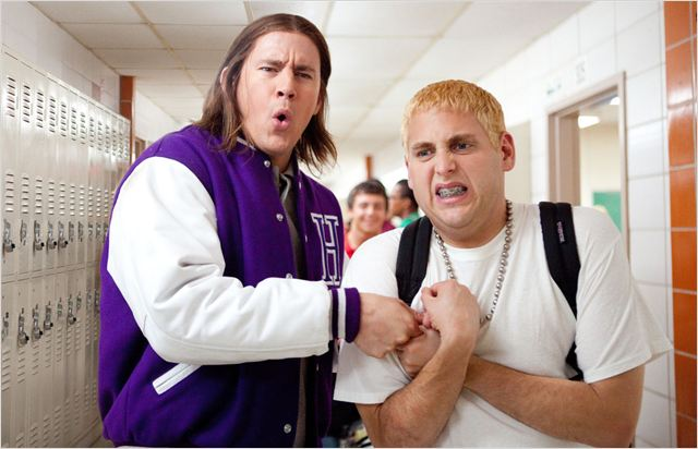 21 Jump Street : Photo Channing Tatum, Jonah Hill