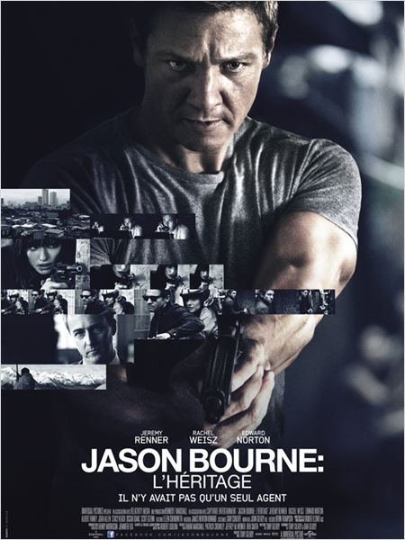 [Multi] Jason Bourne : l'héritage [BDRip] [FRENCH]