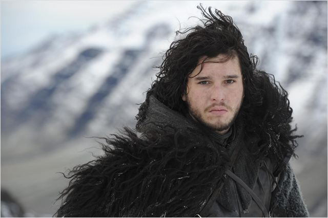 Game of Thrones : photo Kit Harington