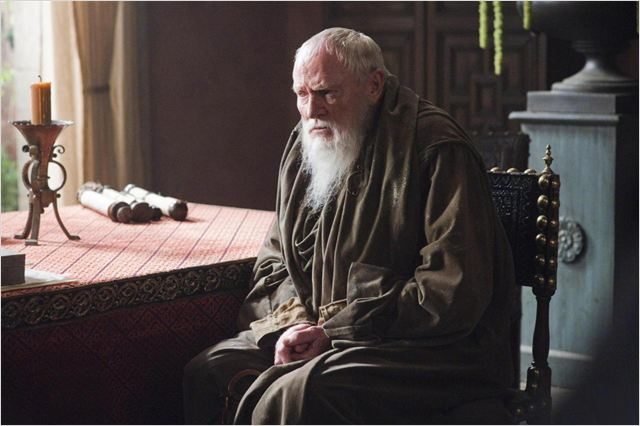Game of Thrones : photo Julian Glover