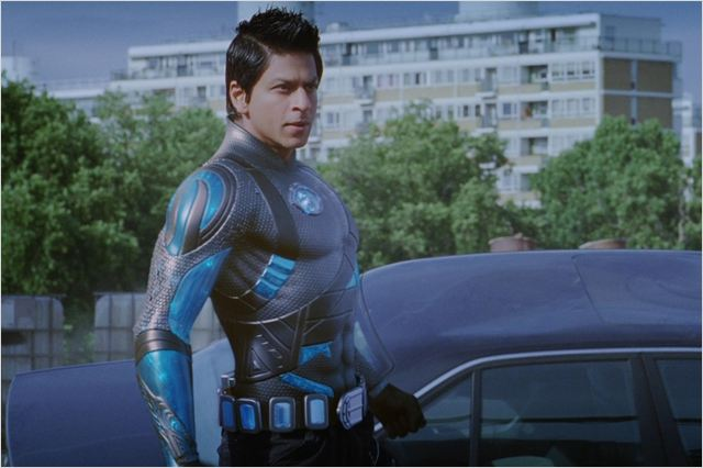 RA. One : photo Shah Rukh Khan