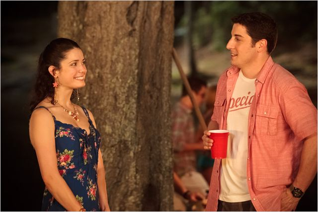 American Pie 4 : Photo Ali Cobrin, Jason Biggs