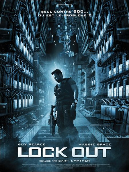 Lock Out : Affiche