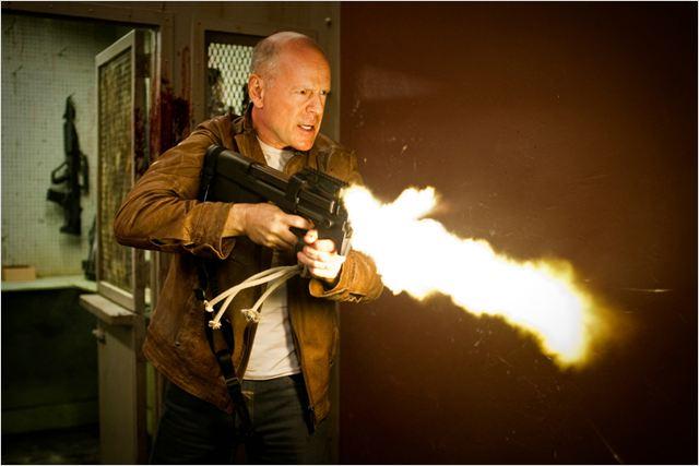Looper : Photo Bruce Willis