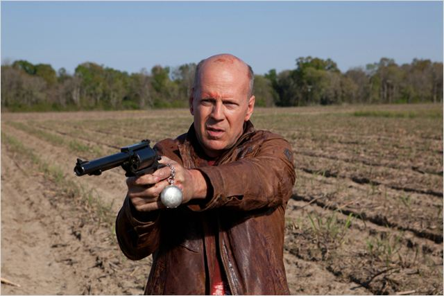 Looper : photo Bruce Willis
