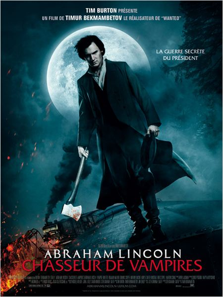 Abraham Lincoln : Chasseur de Vampires |TRUEFRENCH MP4 | BRRiP | MULTI