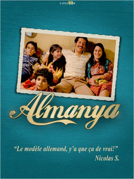 Almanya : affiche