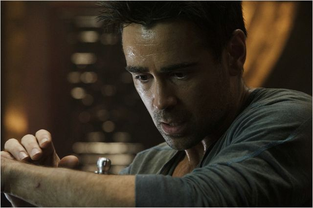 Total Recall Mémoires Programmées : photo Colin Farrell