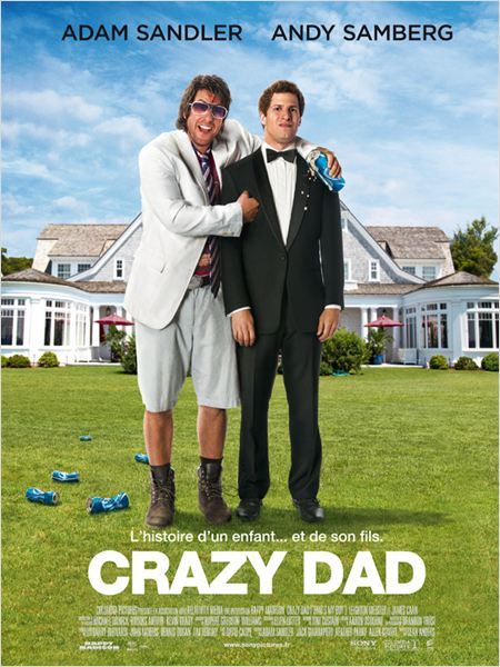 Crazy Dad |TRUEFRENCH| [BDRip]