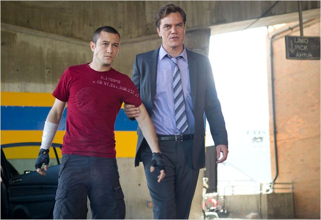 Premium Rush : Photo Joseph Gordon-Levitt, Michael Shannon (II)