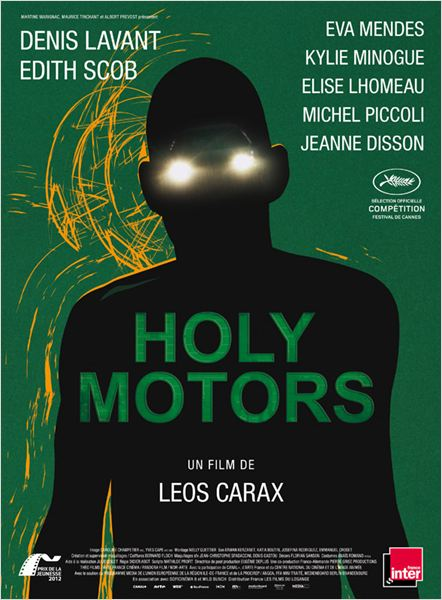 Holy Motors (2012) [FRENCH] [Blu-Ray 720p / 1080p]