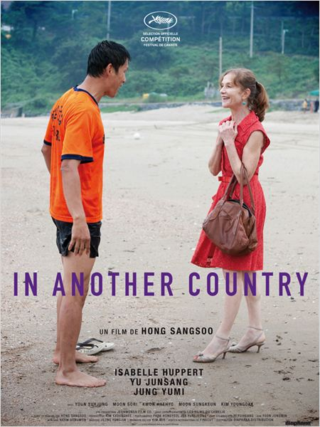 In another country : Affiche