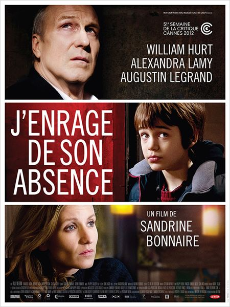 J'enrage de son absence (2012) [FRENCH] [DVDRiP]