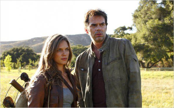 Photo Billy Burke, Tracy Spiridakos