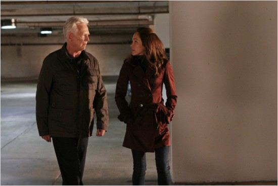 Photo Autumn Reeser, Bruce Davison