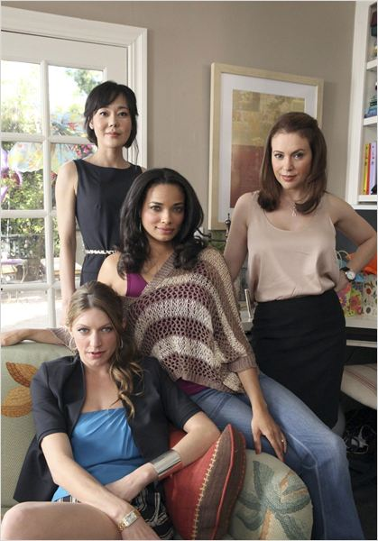 Photo Alyssa Milano, Jes Macallan, Rochelle Aytes, Yunjin Kim