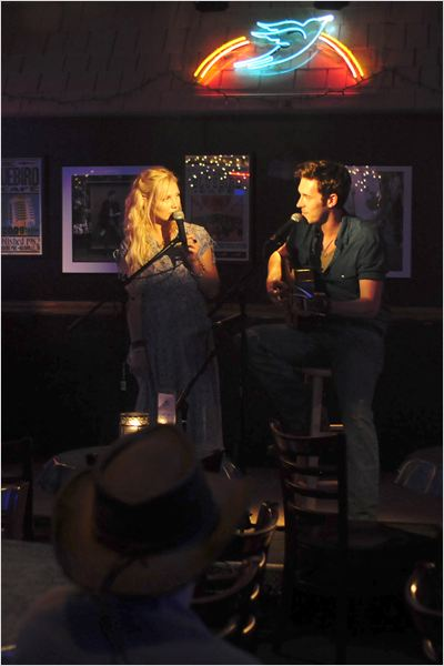 Nashville : photo Clare Bowen, Sam Palladio