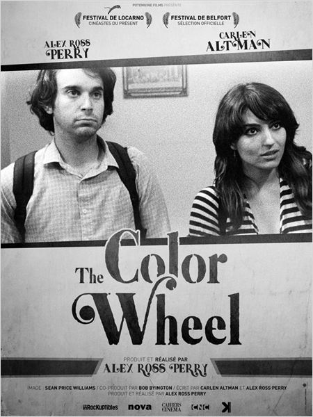 The Color Wheel : affiche