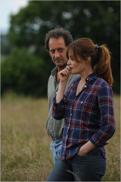 Quelques heures de printemps : photo Emmanuelle Seigner, Vincent Lindon