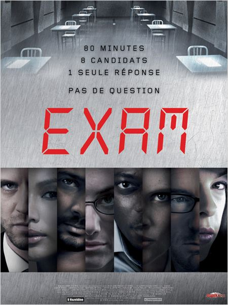 Exam [Multilangues] [BluRay 720p]