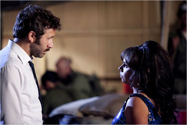 Les Saphirs : Photo Chris O'Dowd, Deborah Mailman