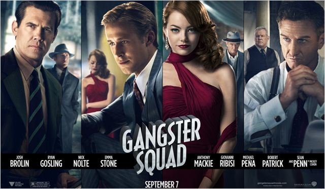 Gangster Squad : Photo Ruben Fleischer
