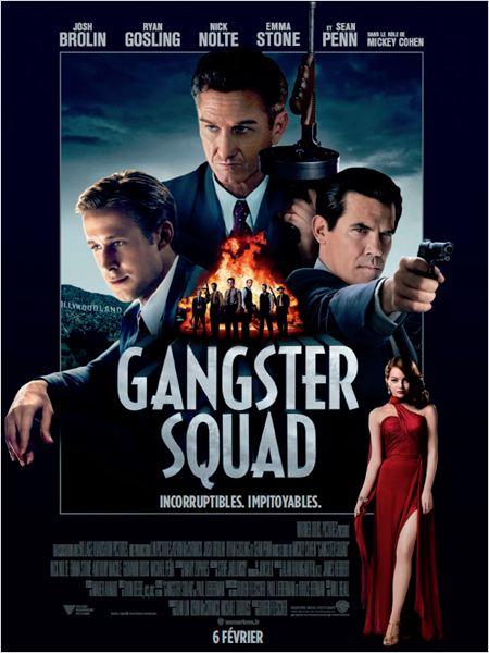bande originale, musiques de Gangster Squad
