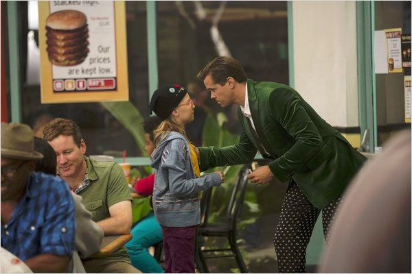 Photo Andrew Rannells, Bebe Wood